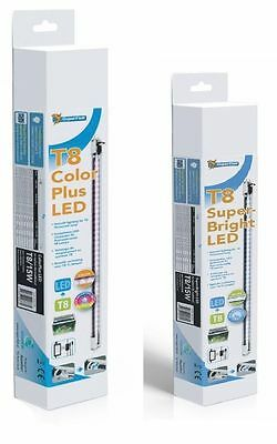 Superfish Superbright / Colour Plus Aquarium LED Retrofit T8 Light Pick Size