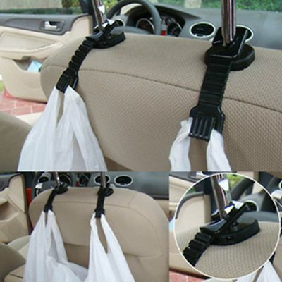 New Design Universal Auto Car Back Seat Bag Purse Headrest Hanger Holder Hook