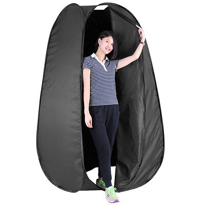 Neewer 6ft/183cm Photo Studio Changing Fitting Tent Room with Zipper In and Out