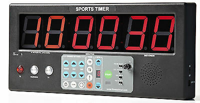 """Interval Workout Timer BT-01 with Big 2"""" Display  - MMA,Boxing,Wrestling"""