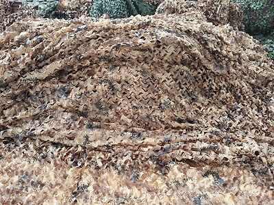 Individual Size 4MX3M Desert Digital Camouflage Camo Net