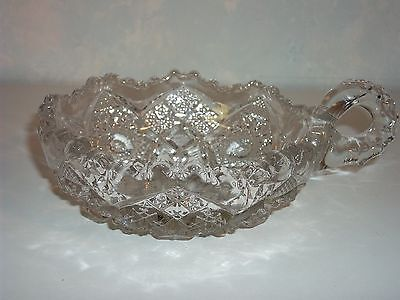 VINTAGE 1909 IMPERIAL GLASS NAPPY
