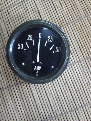 Willys MB,Ford GPW jeep & other WWII trucks New great condition ammeter. Grab it