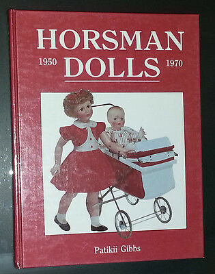 HORSMAN DOLL PRICE GUIDE COLLECTOR'S BOOK RUTHIE FLOPSIE MARY POPPINS