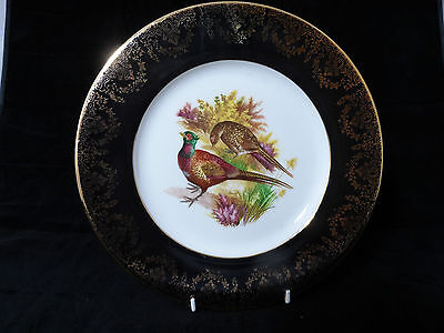 Grouse On the Moors Collectors Plate -27 cm