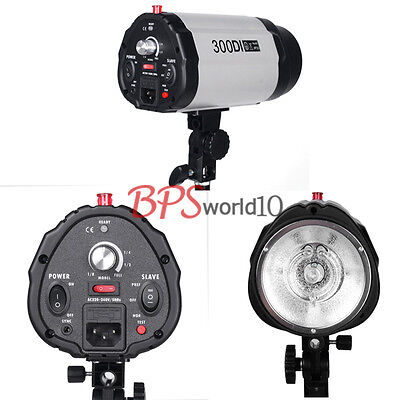 Godox 300W Photo Studio Flash Strobe Head Lighting Light UK Plug Local