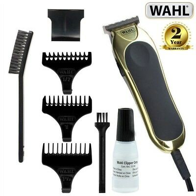 Wahl 9307-317 T-Pro Blade Mains Diamond Finished Hair Clipper Trimmer Set Kit