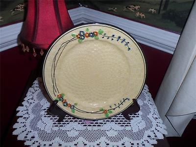 HAND PAINTED PLATE VNTG. JAPAN