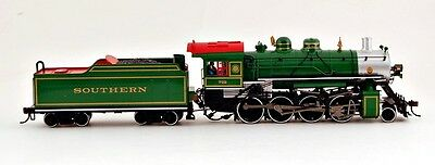 Bachmann HO Scale Train 2-8-0 Consolidation DCC Equipped Southern 51314