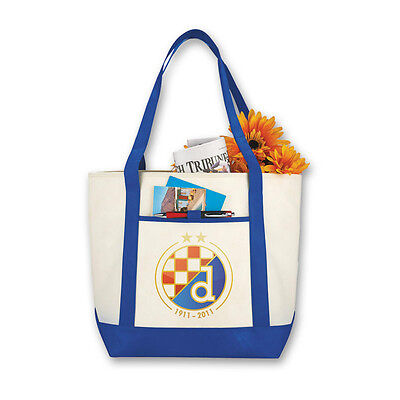 BOATER POLY-AIR TOTES - 100 quantity - Custom Printed with Your Logo