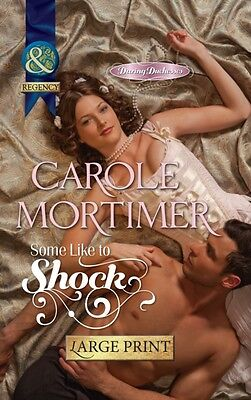 Some Like to Shock (Mills & Boon Largeprint Historical) (Hardcove. 9780263232639