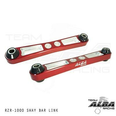 Polaris RZR XP 1000 XP1000  Sway Bar End Link  2 & 4 Seat  Alba Racing 500-SBL-R