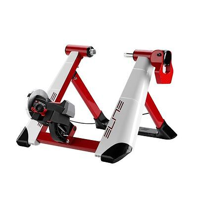 Elite Novo Force Indoor Road Bike Cycle Turbo Trainer With Magnetic Resistance