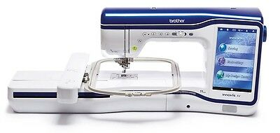Brother Innovis XV Dream Machine Sewing Embroidery Machine 0% Finance 18 Months