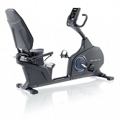 Recumbent S con fascia cardio Polar incluso World-Tours 2.0