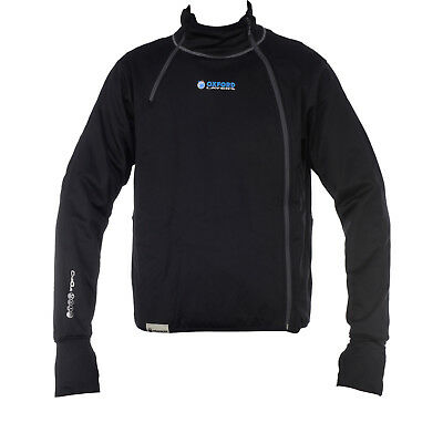 Oxford ChillOut Windproof Shirt Motorcycle Thermal Top Water Resistant Clothing