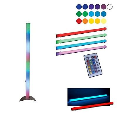 American DJ LED Colour Tube II 2 Colour Changing Lighting Effect with Remote