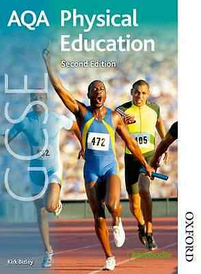 AQA GCSE Physical Education Second Edition - Paperback NEW Bizley, Kirk 2013-08-