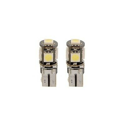 2er Set w5w T10 5 SMD 5050 LED Canbus Lampe Xenon Look Standlicht, etc