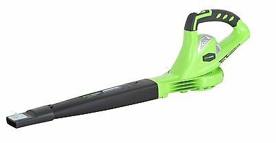 NEW Greenworks 40V Cordless Li-Ion Electric Handheld Leaf Blower 24102