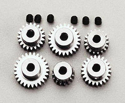 Robinson Pinion Gear Six-Pack 48P/48-P/Pitch 16T-18T-20T-22-T-24T-26T RRP 1050