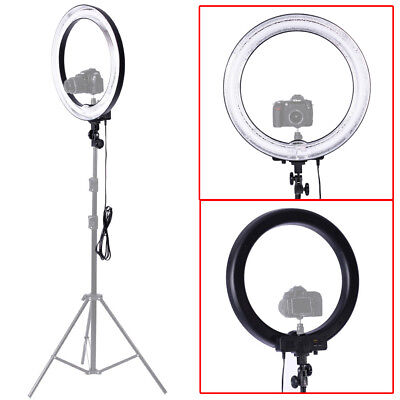 "Neewer Camera Photo/Video 18"" Dimmable 75W Ring Fluorescent Light Flash Light"