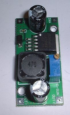 Step Down Adjustable Power Supply Module input 5-40vOutput DC 1.5V-35V UK Stock