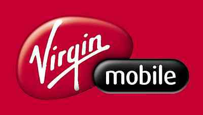Virgin Mobile $35 Refill FASTEST REFILL card Credit applied DIRECTLY to PHONE