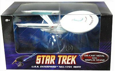 Star Trek The Motion Picture : U.s.s. Enterprise Ncc-1701 Refit Hotwheels Model