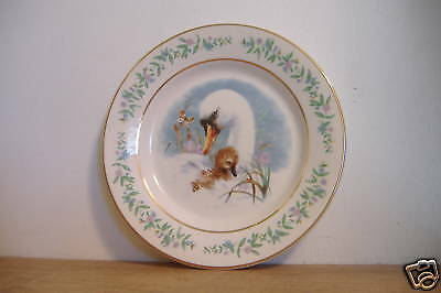 ~Avon Gentle Moments~Collector Plate~Enoch Wedgwood~