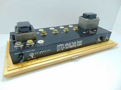Otto-1 Multi-Tube Tester Matching System for Guitar Amplifiers 6L6GC 6550 EL34