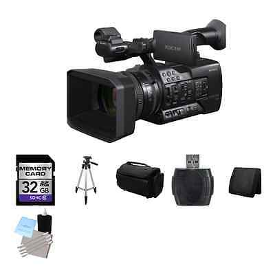 Sony PXW-X160 Full HD XDCAM Handheld Camcorder 32GB Package