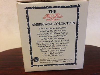 1993 Liberty Falls Choose One Collectible Village House or Building