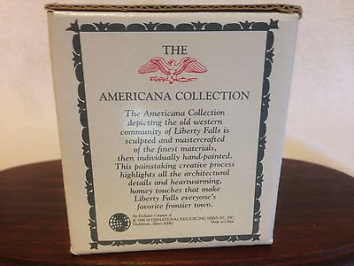 1996 Liberty Falls Choose One Collectible Village House or Building