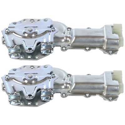 Front Pair of Power Window Lift Motors Buick Cadillac Chevrolet GMC Pontiac Olds
