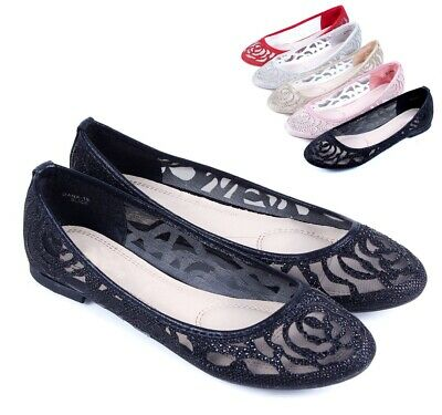 lancey-23k New Kids Toddlers Youth Blink Flat Party Girl/'s Shoes Black 11