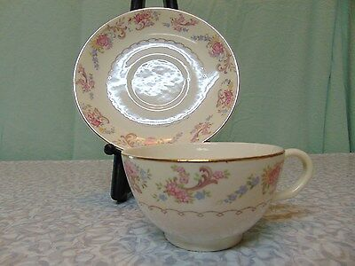 ❤ Vintage The Paden City Pottery Co. Cup and Saucer
