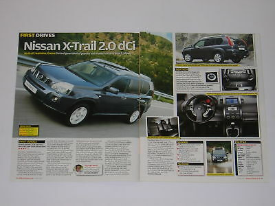 Nissan X-Trail 2.0 dCi Road Test from 2007 - Original