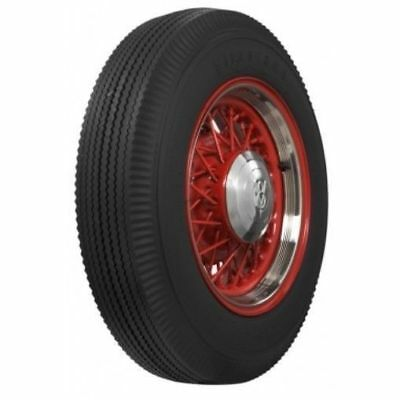 650-16 Firestone Blackwall Bias Tire (1@P)