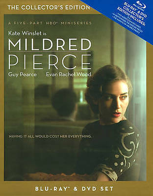 """Mildred Pierce Blu-ray Collector's Edition  NEW  """"PLEASE NOTE BLURAY DISCS ONLY"""""""