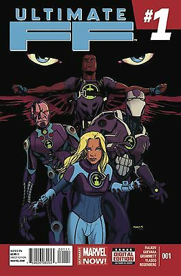 Ultimate FF #1 Thru #6 Complete Run. Marvel Now (2014) NM 1st Prints. New