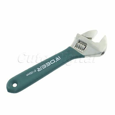 """Professional Tool Adjustable Special Carbon Steel Wrench 6"""" 150mm"""