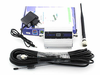 Top 3G UMTS WCDMA 2100Mhz Repeater Booster cell phone Signal Repetidor Amplifier