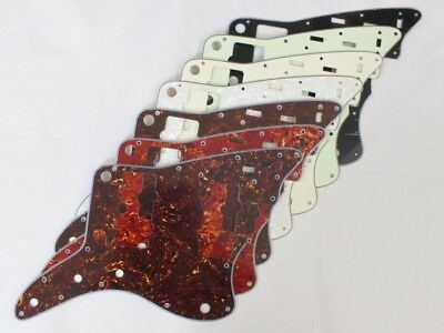 SCRATCH PLATE Pickguard to fit USA JAZZMASTER guitars 6 Colours