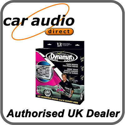 Dynamat Xtreme Door Kit DYN10435 Car Audio Sound Deadening Door Proofing Pack