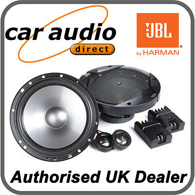 JBL GT7-6c - 16.5cm 150W component car speakers with grills