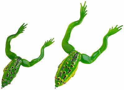 Savage Gear 3D Hollow Frog jumping or reaction frogs ! pike predator lures