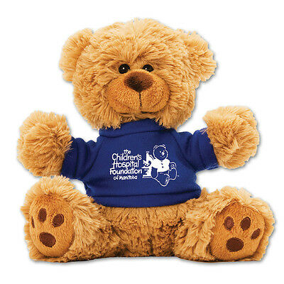 TEDDY BEARS with PRINTED T-SHIRTS - 50 quantity - Custom Printed with Your Logo