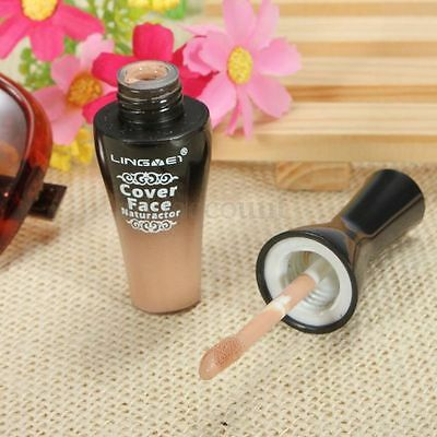 Professional Concealer Cream Tip Makeup Cover Face Beauty Naturactor Foundation