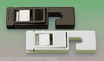 Kaiser 4117 Darkroom Film Hanging Clips Pair